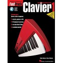 photo de FASTTRACK CLAVIER VOL 1 Editions HAL LEONARD droite