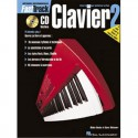 photo de FastTrack - Clavier 2 Editions HAL LEONARD droite