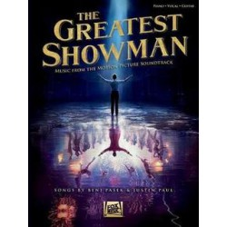 The Greatest Showman Editions HAL LEONARD arriere