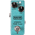 photo de M296 Classic 108 Fuzz Mini MXR dessus