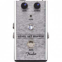 Level Set Buffer Pedal FENDER face