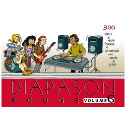 Diapason rouge vol.6 HIT DIFFUSION cote