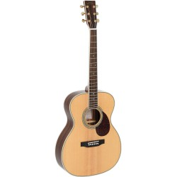 OMM4 ORCHESTRA MODEL 4 SERIES SIGMA GUITARS arriere