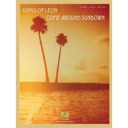 Kings of Leon- Come Around Sundown  arriere