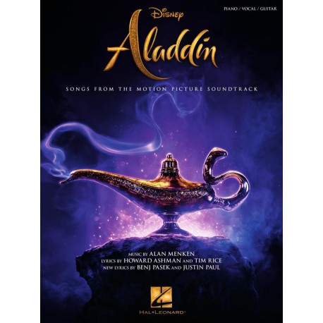 ALADDIN  SONG FROM PICTURE SOUNDTRACK  EASY PIANO
