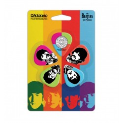 PACK 10 MEDIATORS MEDIUM BEATLES SGT. PEPPERS dessus