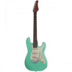 NICK JOHNSTON TRADITIONAL HSS ATOMIC GREEN arriere