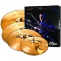 photo de K CUSTOM HYBRYD SET PROMO + 18 ZILDJIAN gauche