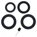 photo de SSRP50K SOFT SOUND RING REDUCTEUR DE SON PACK FUSION gauche