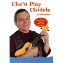 photo de UKE N PLAY / METHODE UKULELE face