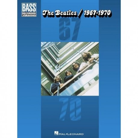 THE BEATLES / 1967-1970 BLEU BASSE TAB cote
