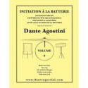 photo de INITIATION A LA BATTERIE VOL 0 Editions AGOSTINI arriere
