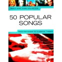 photo de REALLY EASY PIANO / 50 POPULAR SONGS droite
