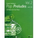 photo de HELLBACH DANIEL / POP PRELUDES VOL.2