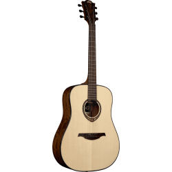 T318D GUITARE FOLK TRAMONTANE DREADNOUGHT dessus