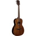 photo de T98PE GUITARE FOLK TRAMONTAGE PARLOR ELECTRO