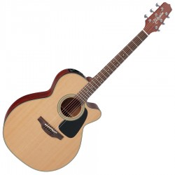 P1NC GUITARE ELECTRO-ACC + ETUI NATUREL SATIN face