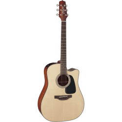 P2DC GUITARE ELECTRO NATURAL SATIN cote