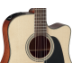 P2DC GUITARE ELECTRO NATURAL SATIN arriere