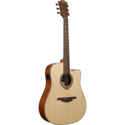 T70DCE GUITARE FOLK TRAMONTANE DREADNOUGHT CUTAWAY ELECTRO face