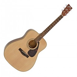 F370 GUITARE WESTERN ACOUSTIQUE NATURELLE