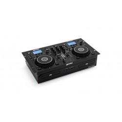 CDM4000BT DOUBLE LECTEUR CD/USB + MIX face