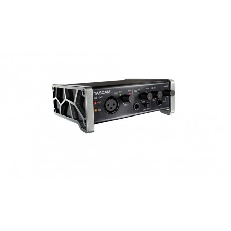 US-1X2 HR INTERFACE AUDIO 2 IN 2 OUT USB dessus