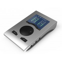 BABY FACE CARTE SON AUDIO USB 2 IN / 4 OUT dessus