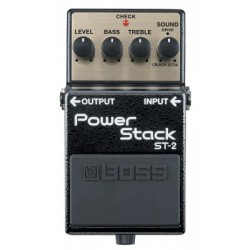 ST-2 EFFET PEDALE POWER STACK  BOSS face