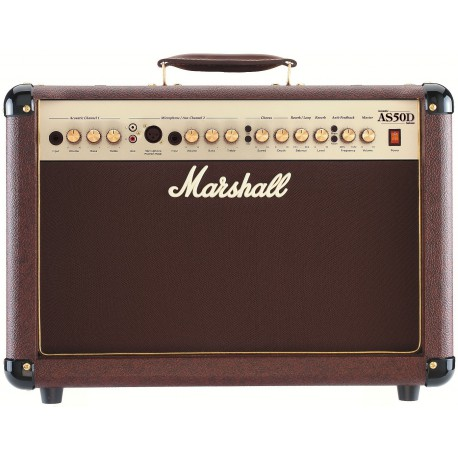 AS50D AMPLI GUITARE ACOUSTIQUE 50W MARSHALL droite
