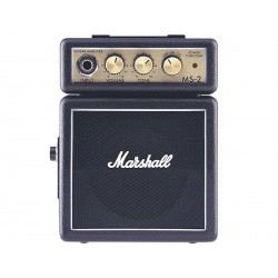 MS2 AMPLI GUITARE MINI AMP 2 CORPS NOIR MARSHALL