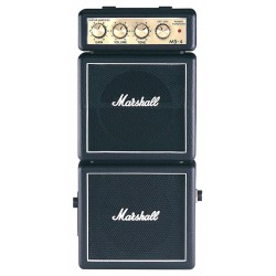 MS4 AMPLI GUITARE MINI AMP STACK 2X2W MARSHALL