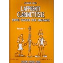 photo de HUE / L APPRENTI CLARINETTISTE VOL 1 Editions COMBRE face