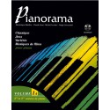 photo de PIANORAMA VOL 1A + CD HIT DIFFUSION gauche