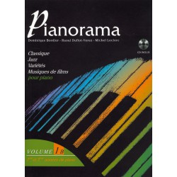 PIANORAMA VOL 1B HIT DIFFUSION