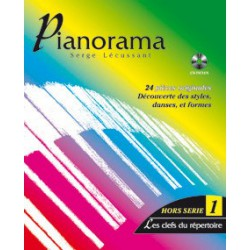 PIANORAMA HORS SERIE 1 HIT DIFFUSION gauche