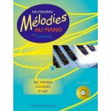photo de LE COZ / MES PREMIERES MELODIES AU PIANO VOL 2 PARTITION gauche