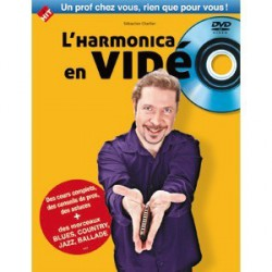 L HARMONICA EN VIDEO + DVD HIT DIFFUSION