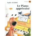 photo de ALLERME / LE PIANO APPRIVOISE VOL 2 Editions GERARD BILLAUDOT droite