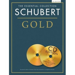 SCHUBERT / ESSENTIAL COLLECTION GOLD + 2 CD PARTITION