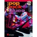 photo de MERKIES/ THE SOUND OF POP ROCK BLUES VOL 1 FLUTE PARTITION gauche