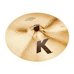 K CUSTOM DARK CRASH 18 ZILDJIAN droite