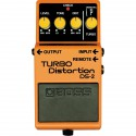 photo de DS-2 EFFET PEDALE TURBO DISTORTION BOSS dessus