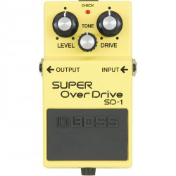 SD-1 EFFET PEDALE SUPER OVERDRIVE BOSS