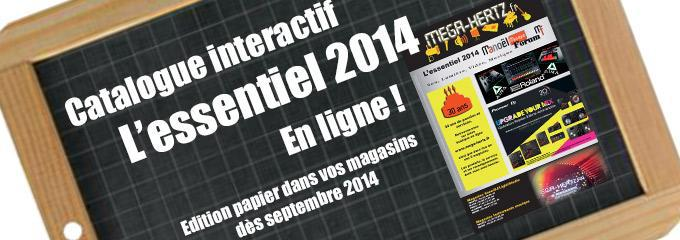 news : Catalogue interactif disponible