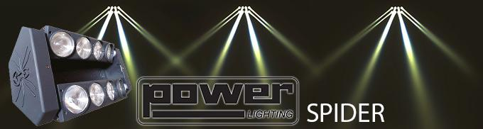 news : SPIDER LED 64W POWER