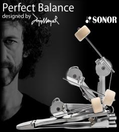 news : PERFECT BALANCE JOJO MAYER SONOR