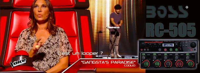 news : RC 505 SUR LA FINAL THE VOICE