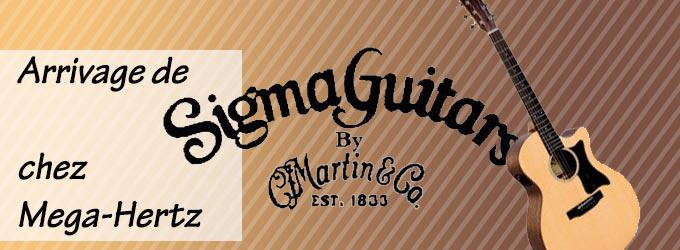 news : Sigma Guitars By Martin