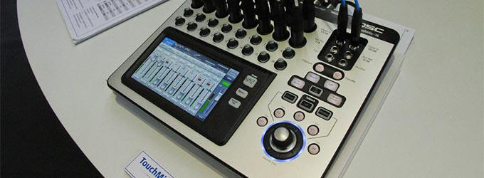 news : TOUCHMIX16 QSC